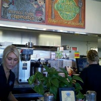 Photo taken at The Lowry Cafe by Maureen M. on 10/11/2011