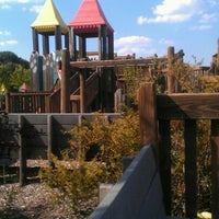 Photo taken at Mary C Metzger Park by Myeia T. on 8/24/2012