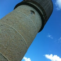 Photo taken at Ypsilanti Water Tower by Ian H. on 9/2/2011