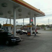 Photo taken at Shell by Rick H. on 10/9/2011