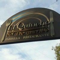 Foto tomada en El Quincho del Tio Querido por Marcelo P. el 1/11/2012