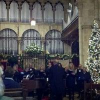 Photo taken at Riverside Baptist Church by Daniel F. on 12/18/2011