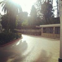 Photo taken at Faculté Des Sciences Mohamed V by Hamid B. on 6/14/2012