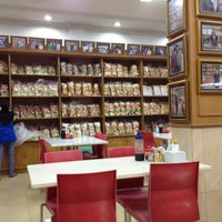 Photo taken at Pempek Candy by TH Goh on 4/29/2012