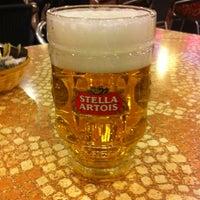 Photo taken at Stella Artois Café by 🍆P'Mike on 5/25/2012