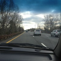 Photo taken at Garden State Parkway by Lisa S. on 1/13/2012