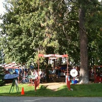 Photo taken at Kootenai Farmer's Market by Shelley W. on 9/17/2011