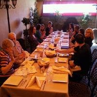 Photo taken at Vitello's Trattoria by Jack D. on 1/26/2012