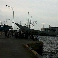 Photo taken at Pelabuhan Pondong by dhantie r. on 10/9/2011