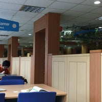 Photo taken at Busan English Library by hellen on 6/24/2012