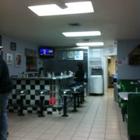 Photo taken at 50s Diner Backseat Bar by Earl H. on 11/5/2011