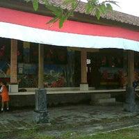 Photo taken at PAUD/TK Pradnyan Mumbul Nusa Dua by Yan m. on 9/5/2011