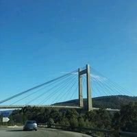 Foto tomada en Ponte de Rande por David el 1/29/2012