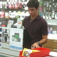 Photo taken at GameStop by Jason A. on 6/23/2012