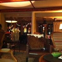 Photo taken at Hôtel Bella-Tola by Antoine D. on 3/9/2011