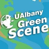 Photo taken at UAlbany Sustainability Week Info Tables (Campus Center Lobby) by University at Albany on 11/8/2011