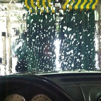 Photo taken at Car Wash by Rebecca E. on 7/18/2011