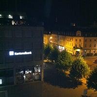 Photo taken at Sorell Hotel Aarauerhof by Bulkathos C. on 8/13/2012