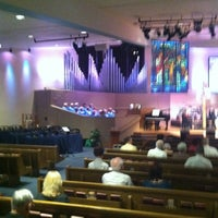Photo taken at St. Andrews Presbyterian Church by Tina S. on 5/13/2012