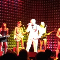 Foto tomada en Joe's Pub at The Public  por David B. el 3/4/2012