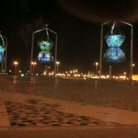 Photo taken at King Abdulaziz Rd by Saad A. on 3/1/2012