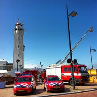 Photo taken at Strand Noordwijk aan Zee by Christiaan H. on 6/16/2012