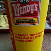 Photo taken at Wendy's by Shaun R. on 2/7/2011