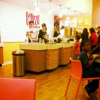 Photo taken at Kiwi Yogurt by Jon S. on 5/6/2012