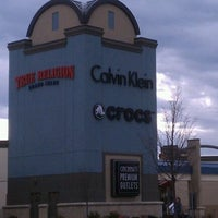 Photo taken at Cincinnati Premium Outlets by Vid J. on 11/19/2011