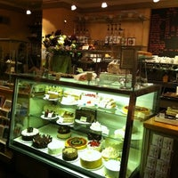 Photo taken at Pastiche Fine Desserts & Café by Andrew S. on 9/16/2011