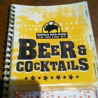 Photo taken at Buffalo Wild Wings by Rox A. on 10/15/2011