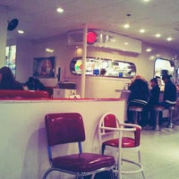 Photo taken at Ruby's Diner by Barb C. on 1/9/2012