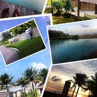 Photo taken at Apsaras Beach Resort And Spa Phang Nga by Josephine A. on 6/21/2012