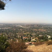 Photo taken at Mount Helix by Ian M. on 9/7/2011