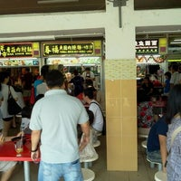 Photo taken at Kovan Hougang Market & Food Centre by Charles L. on 1/2/2012