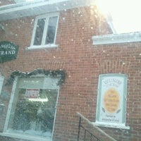 Photo taken at Boulangerie Chartrand by Robin M. on 12/30/2011