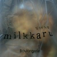 รูปภาพถ่ายที่ Milkkaru โดย Audrey เมื่อ 7/14/2012