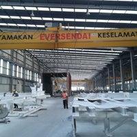 Photo taken at Shin Eversendai Engineering (M) Sdn. Bhd. by Akmal H. M. on 1/26/2012