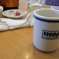 Photo taken at IHOP by Jeremy C. on 6/23/2012