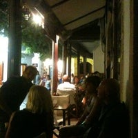 Photo taken at Yannis Bar by George A. on 8/23/2012