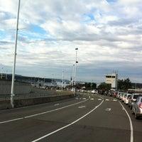 Photo taken at Swartz Bay Ferry Terminal by Felix L. on 8/22/2012