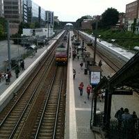 Photo taken at Gare d'Etterbeek / Station Etterbeek by Jakob D. on 6/21/2012