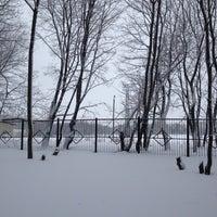 Photo taken at Ж.д. парк г.Узловая by Dmitry S. on 2/25/2012