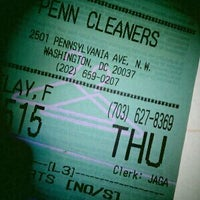 Photo taken at Penn Cleaners by Fitsum B. on 8/30/2011