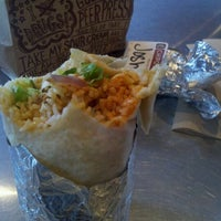Photo taken at Chipotle Mexican Grill by Joshua P. on 9/2/2011