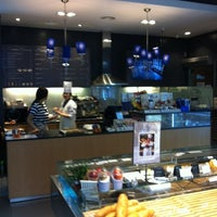 Photo taken at PARIS BAGUETTE by Dave 데비 S. on 11/19/2011