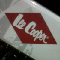 Photo taken at Lee Cooper Store by MadeMoron on 6/14/2012