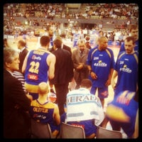 Photo taken at Palacio Vistalegre Arena by Vicente d. on 3/27/2011