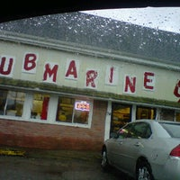 Photo taken at Submarine Galley by Joe L. on 10/29/2011