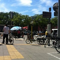 Photo taken at Chaowai Farmer's Market by Shang G. on 7/22/2012